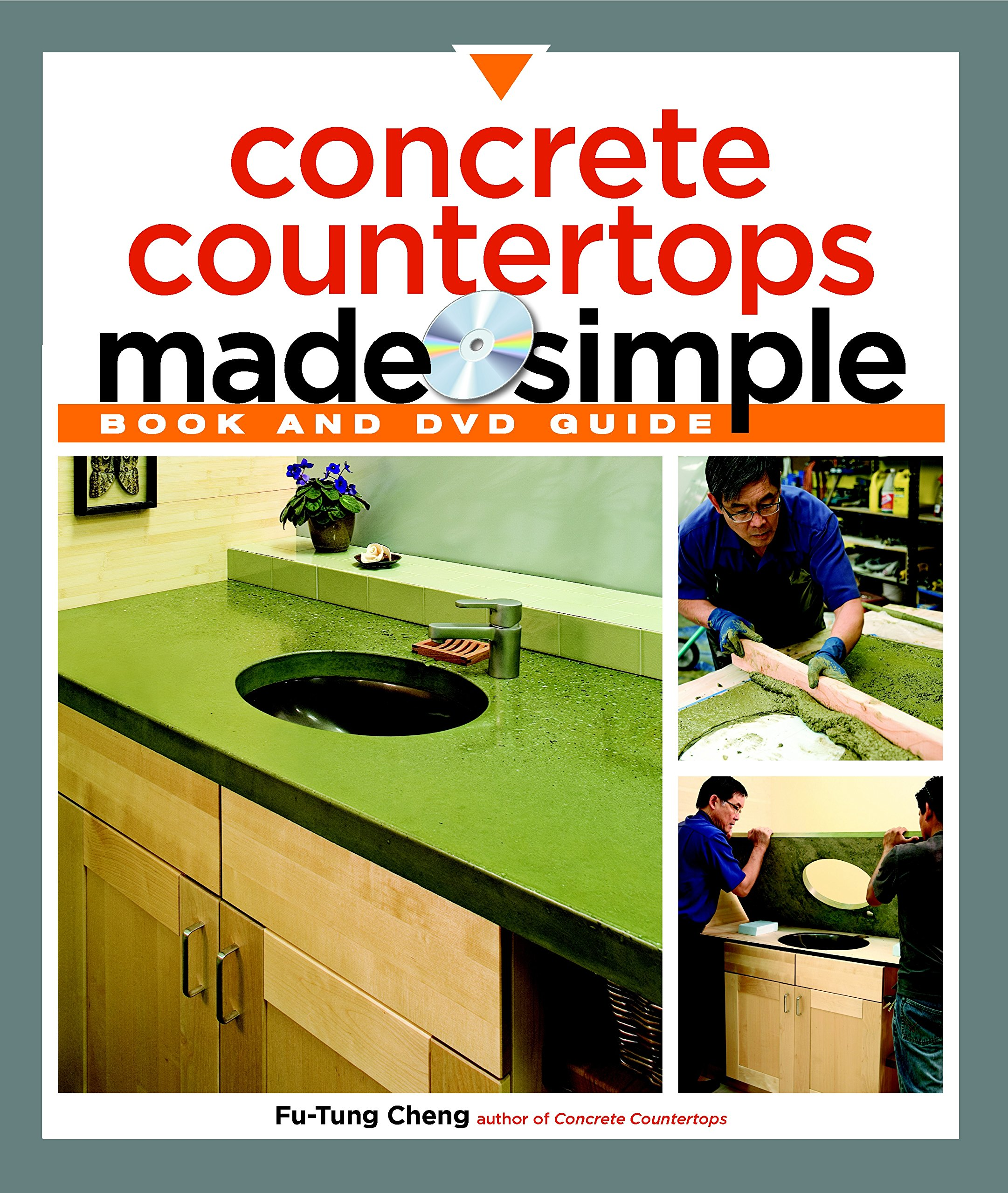 stylish countertop countertops videos concrete video hgtv