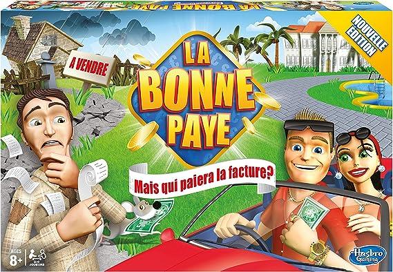 La Bonne Paye – Jeu de societe familial - Jeu de...