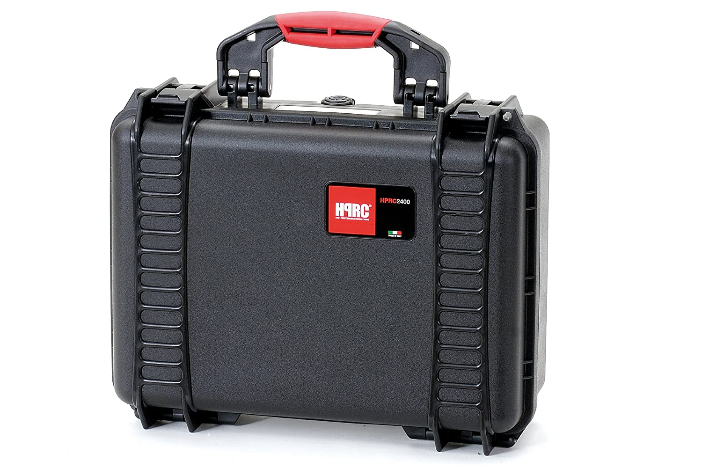 HPRC 2400E Hardcase (TX01 Material, 15 Liter Volumen, ohne Inhalt) schwarz