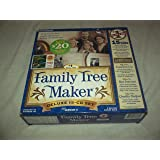 Family Tree Maker Deluxe 15-CD Set (Version 6)