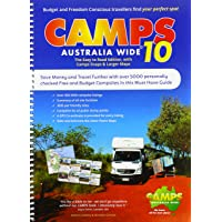 Camps Australia Wide 10 B4: Easy to Read with photos