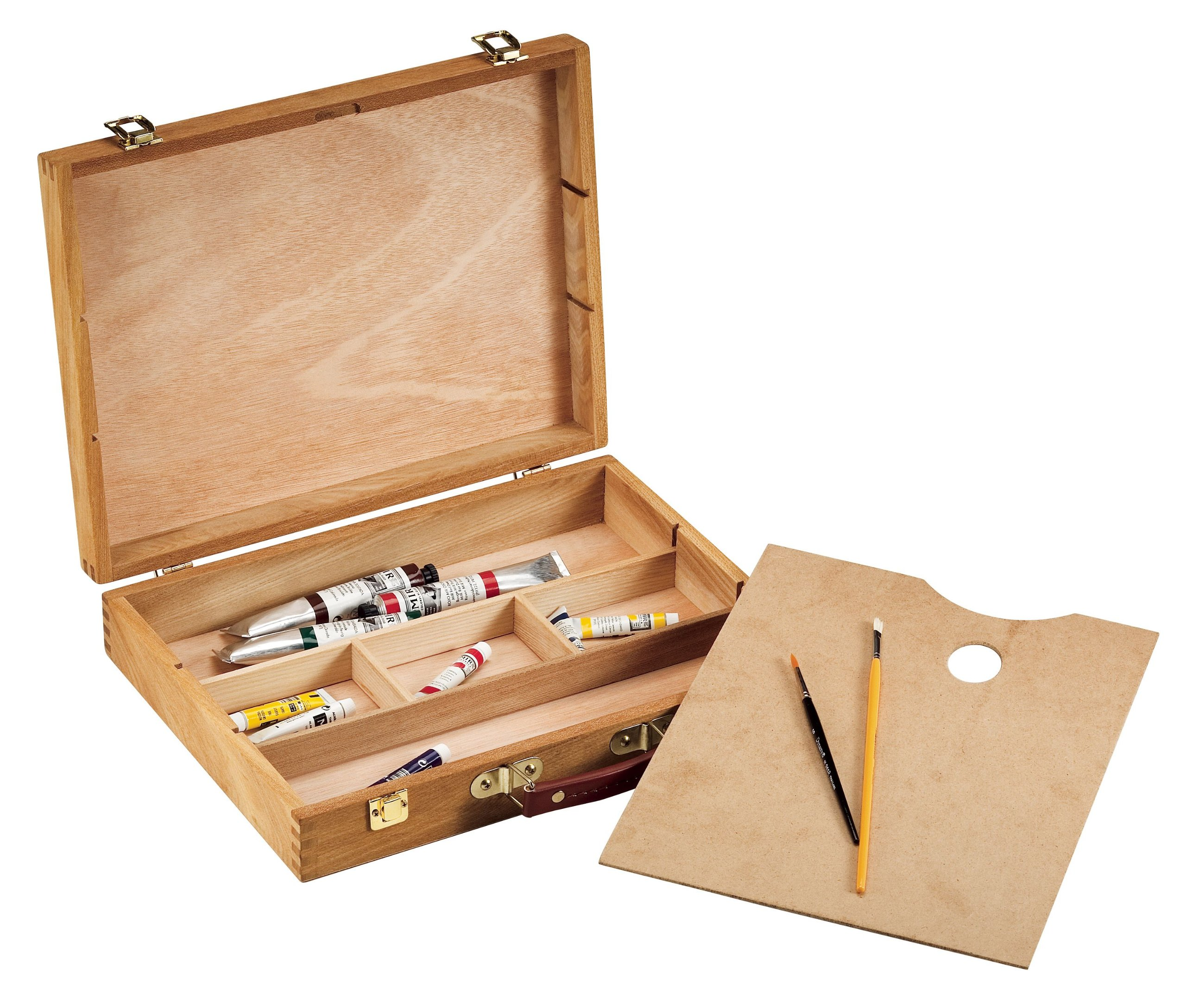 Heritage Arts HWB148 Palette Sketch Box Large