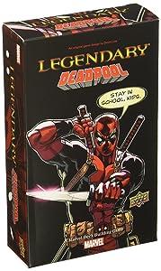 Legendary A Marvel Deck Building Deadpool Expansion Board Game