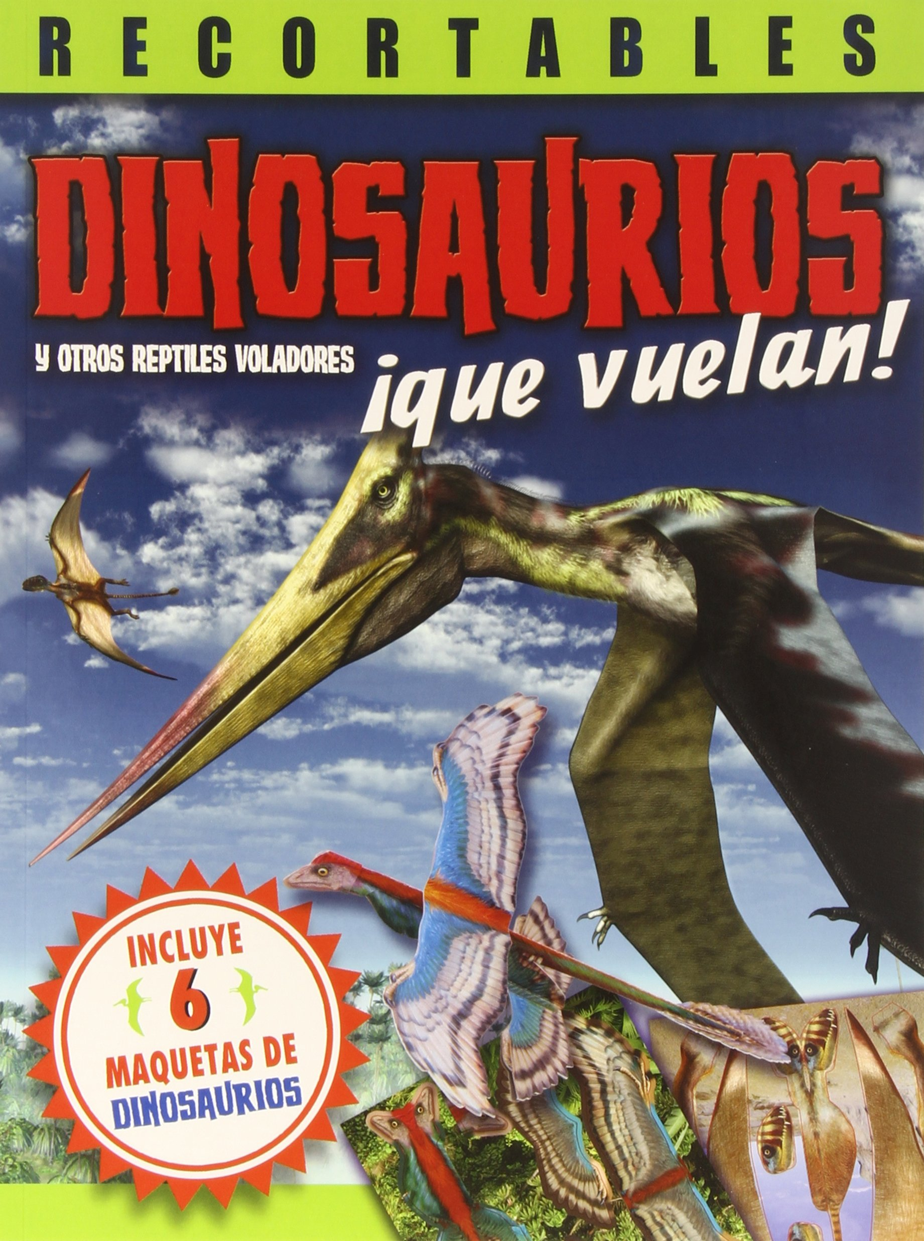 DINOSAURIOS QUE VUELAN: 9788416221585: Amazon.com: Books