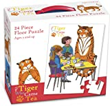 Paul Lamond Tiger Who Came to Tea Floor Puzzle (24 Pieces)