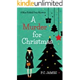 A Murder for Christmas: An Amateur Female Sleuth Historical Cozy Mystery (Miss Riddell Cozy Mysteries Book 3)
