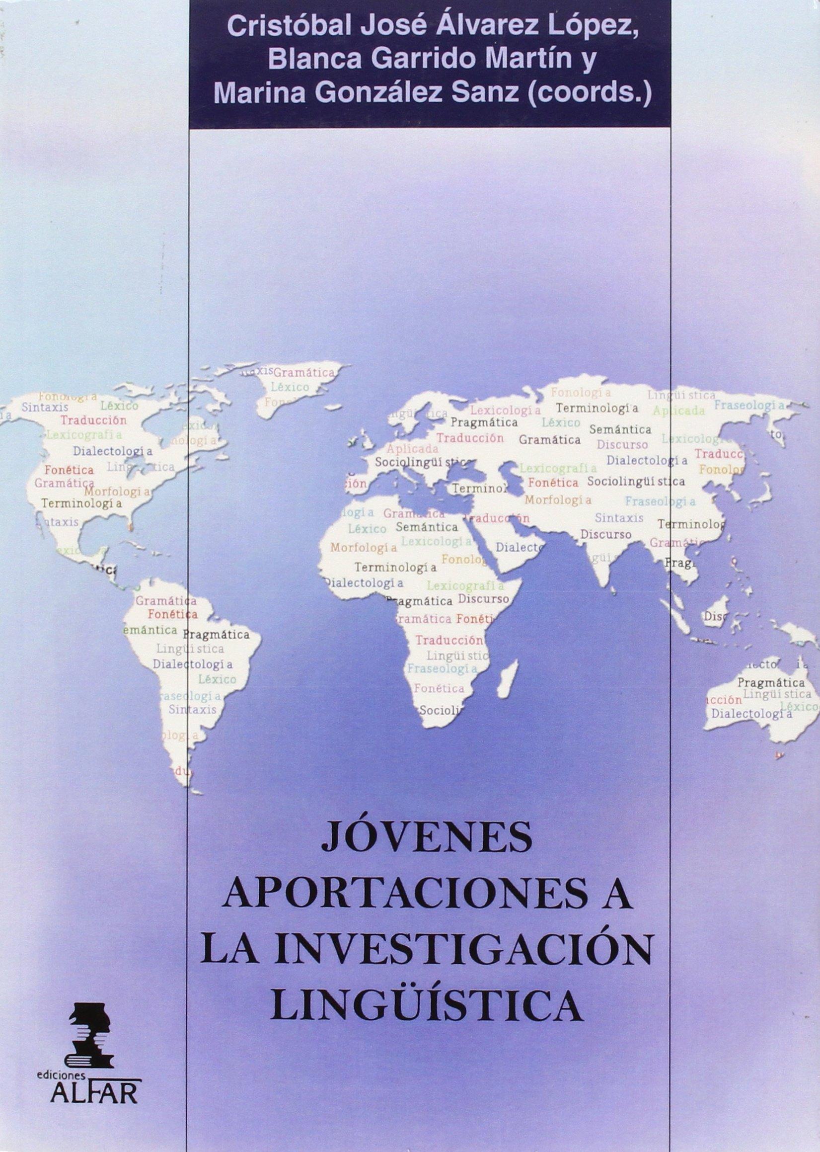 Download JOVENES APORTACIONES A LA INVESTIGACION LINGUISTICA pdf