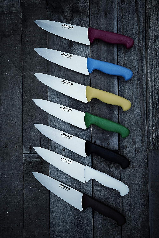 Arcos 2900 - Cuchillo de cocinero, 250 mm (f.display)