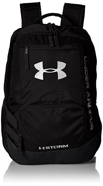 Amazon.com  Under Armour Unisex Team Hustle backpack  Under Armour ... f943952feb439