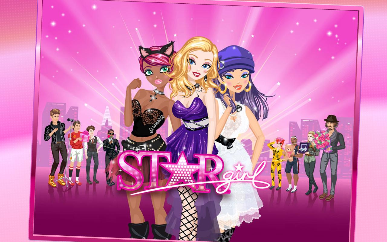 Star girl free