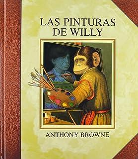 Las pinturas de Willy (Los Especiales De a LA Orilla Del Viento) (Spanish