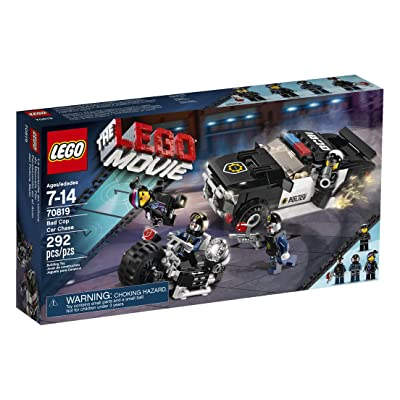 Lego Movie 70819 Bad Cop Car Chase: Toys & Games