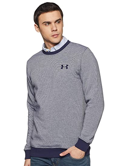 bbd9985b98 Under Armour Men's Rival Fitted EOE Crew