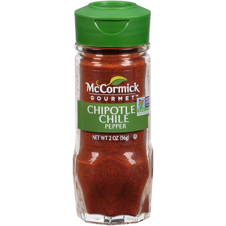 McCormick Gourmet Organic Chipotle Chile Pepper, 2 oz