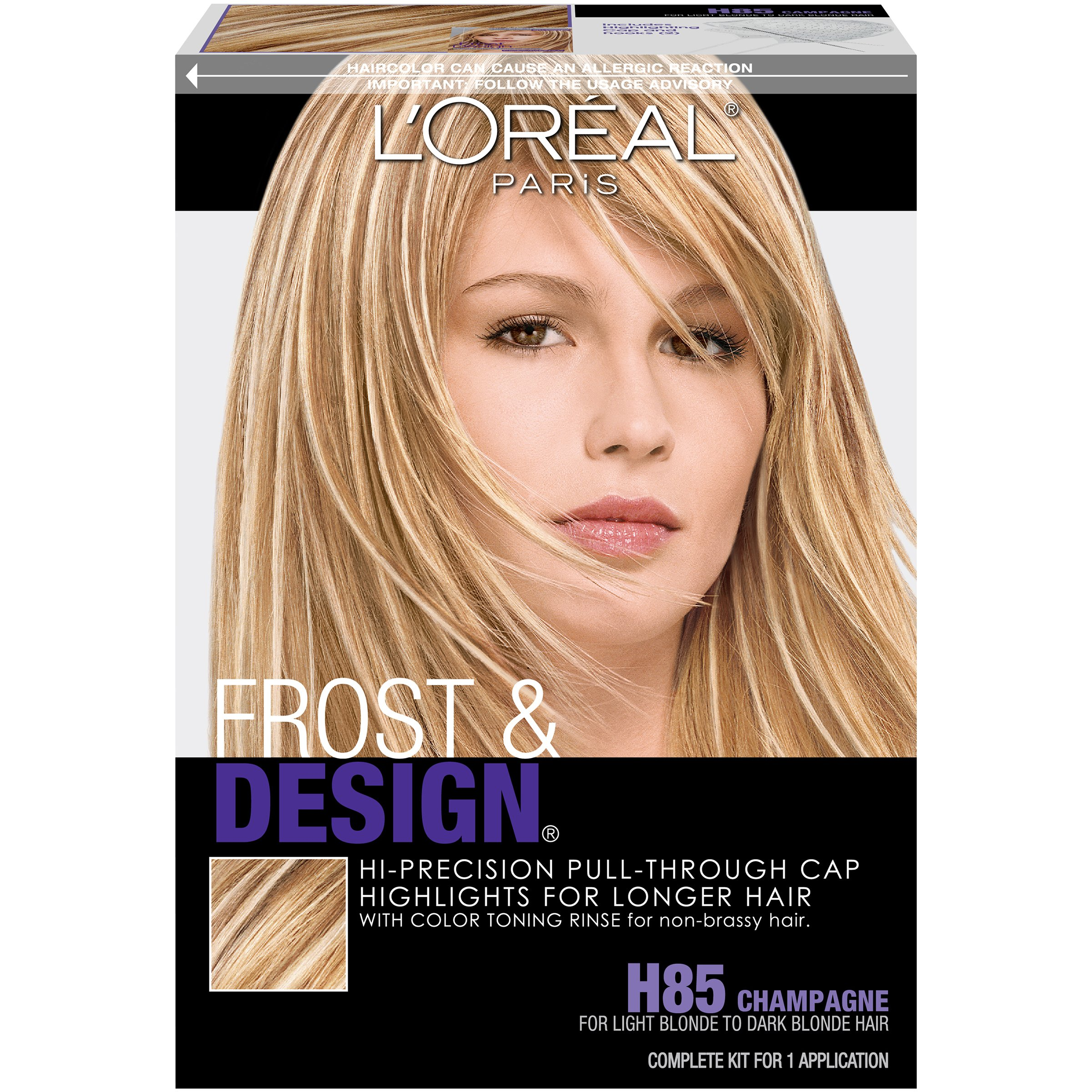 Amazon Clairol Nice N Easy Frost Tip Hair Highlights Creme