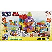 Chicco Eğitici Bloklar Araçlar Çok Renkli, 40 Parça