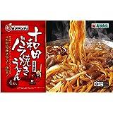 高砂食品 十和田バラ焼きうどん (4食入)x1箱