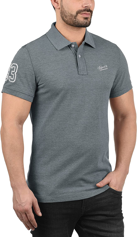 BLEND Ludger Camiseta Polo De Manga Corta para Hombre con Cuello ...