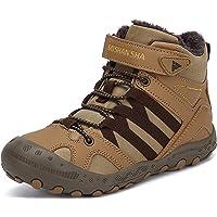 Mishansha Botas de Invierno Zapatos de Senderismo Forradas