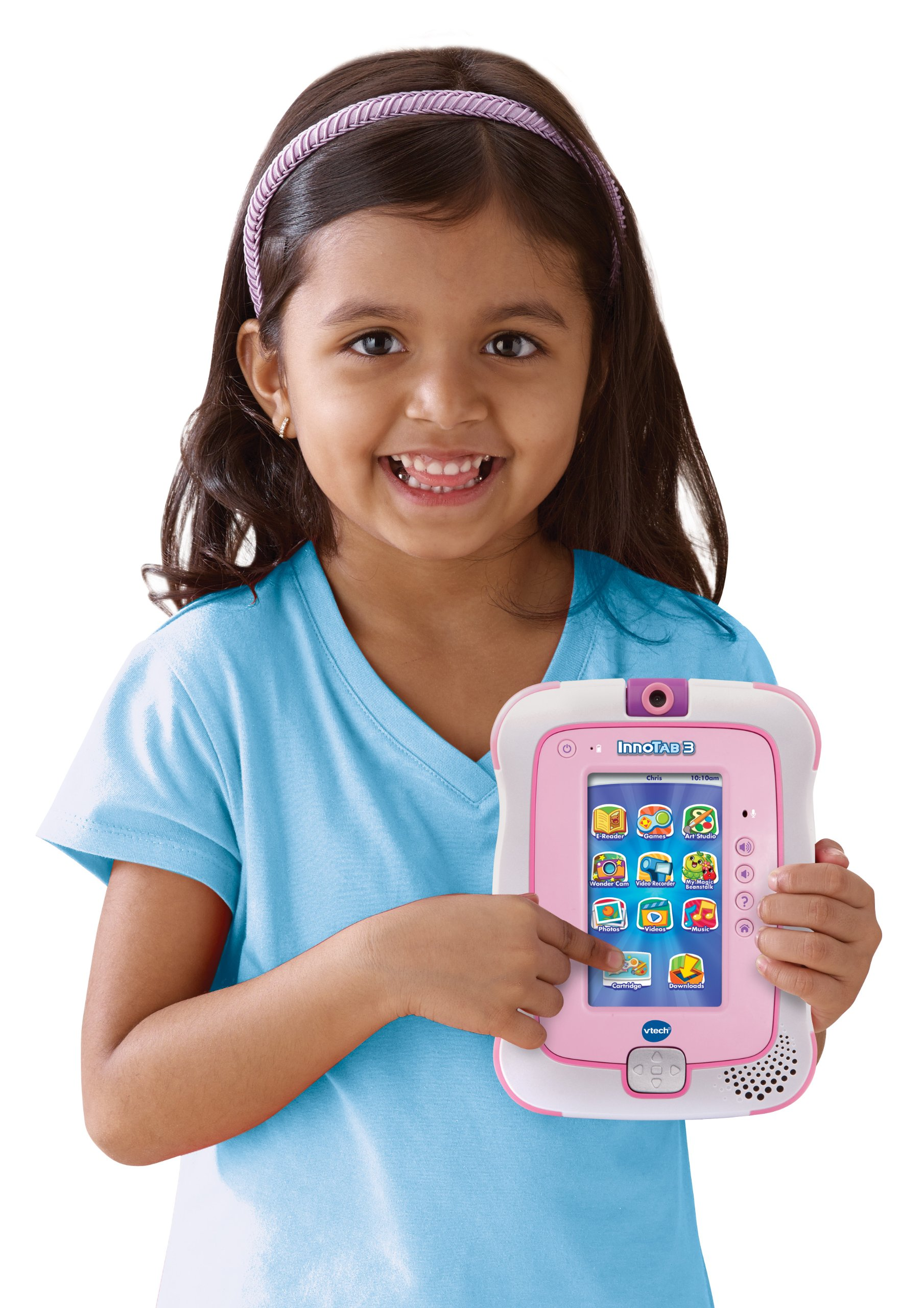 VTech InnoTab 3 The Learning App Tablet, Pink by VTech (Image #4)