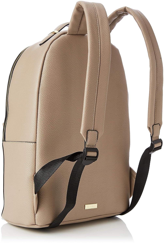 2fd186df677d Amazon   Spring EU Frelang、ウィメンズバックパックハンドバッグ、ブラウン(サテライト)、16 x 40 x 35 cm(B x  HT)   トートバッグ