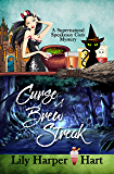 Curse a Brew Streak (A Supernatural Speakeasy Cozy Mystery Book 3)