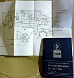 reparaturbuch ich fahre mz es 125 150 175 250 mz ets. Black Bedroom Furniture Sets. Home Design Ideas