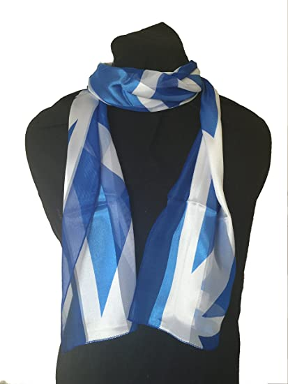 Pamper yourself now womens scottish flag scarf thin pretty scarf pamper yourself now womens scottish flag scarf thin pretty scarf 150cm x 50cm ireland flag at amazon womens clothing store solutioingenieria Image collections