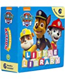 Paw Patrol Little Library for Little Hands