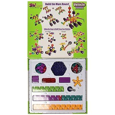 Jawbones Vehicles Toy Designer: Toys & Games