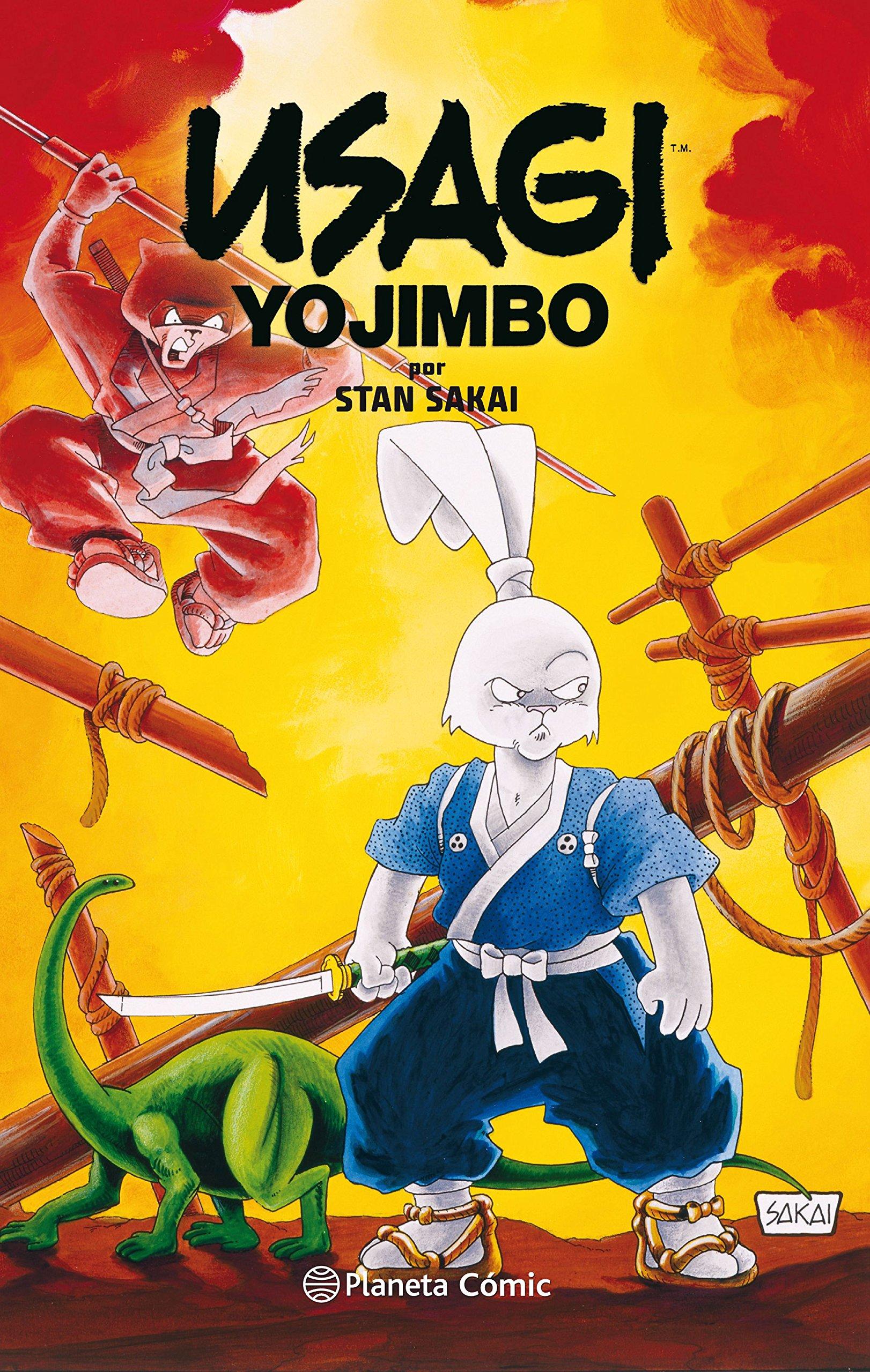 Usagi Yojimbo, Fantagraphics Collection 2: Stan Sakai ...