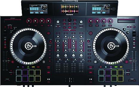 Numark ns7 iii controlador dj: Amazon.es: Instrumentos musicales