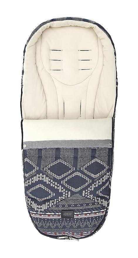 Mamas & Papas frío Plus carrito de bebé/cochecito saco, azul azteca