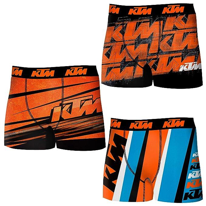 82c4348ae KTM Boxer para Hombre: Amazon.es: Ropa y accesorios