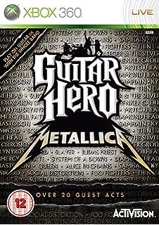Import Anglais]Guitar Hero Aerosmith Solus Game XBOX 360: Amazon.es: Videojuegos