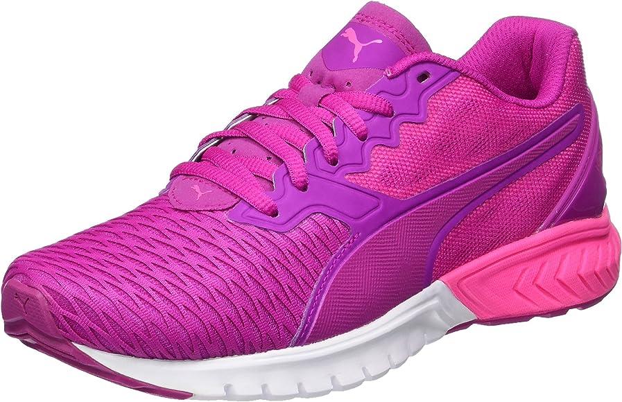 Puma Ignite Dual Wns, Zapatillas de Running para Mujer, Rosa (Ultra Magenta-Knockout Pink 09), 37 EU: Amazon.es: Zapatos y complementos