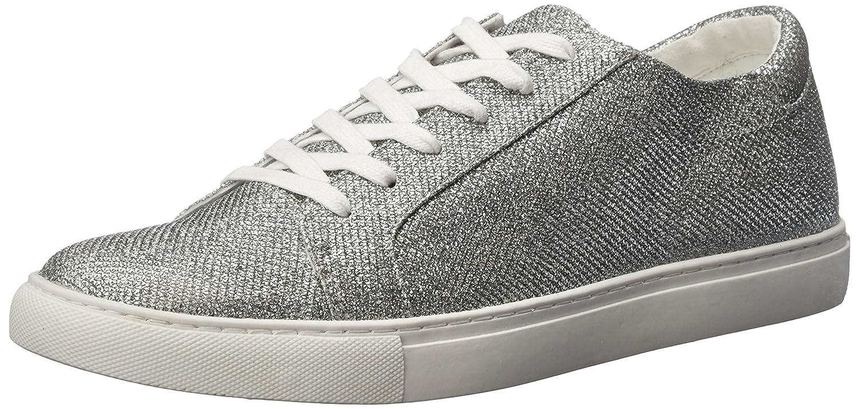 Kenneth Cole REACTION Women's Kam-Era 2 Fashion Sneaker B01L9WIOV4 8 B(M) US|Silver/Glitter