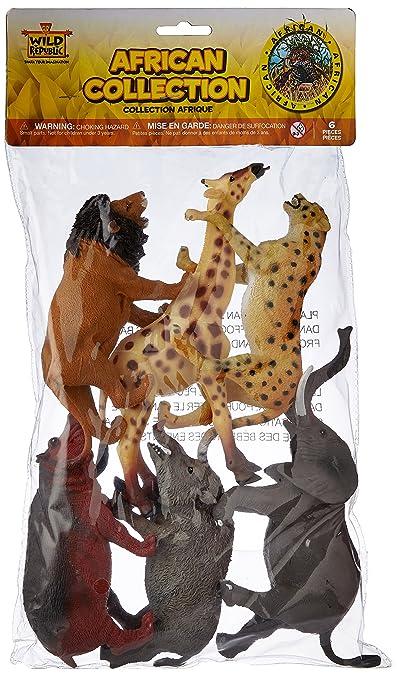 28 opinioni per Wild Republic 64003- Animali africani,