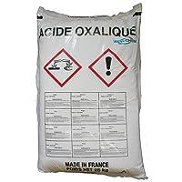 25kg Oxalsäure Pulver (Kleesalz, Ethandisäure), min 99,6%