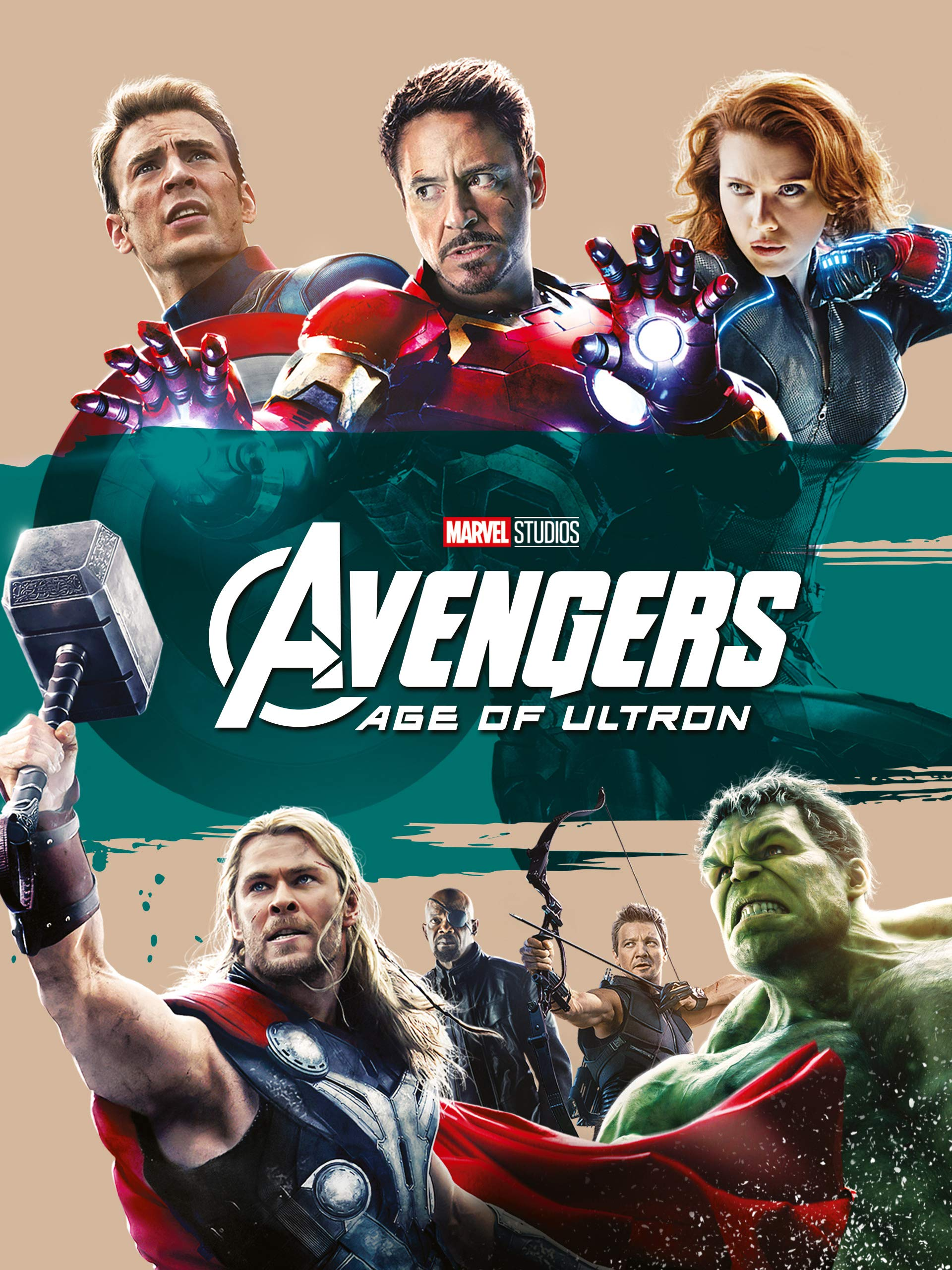 Amazon co uk: Watch Marvel's The Avengers: Age Of Ultron | Prime Video
