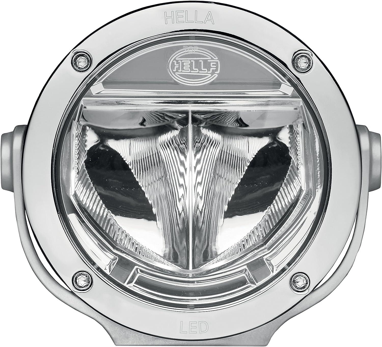 Hella 1f0 012 206 001 Fernscheinwerfer Luminator X Led 12v 24v Ref 37 5 Anbau Auto