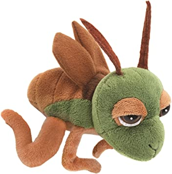 Amazon.com: Suki Gifts Lil Peepers Woodland Bing Grasshopper ...