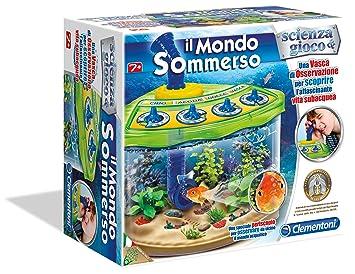 Clementoni 13841 - Juego de acuario con periscopio: Amazon.es: Juguetes y juegos