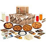 MRE Star Newly Packaged Meals Ready to Eat by the case. 12 Meal kits per case. Includes Delicious Entrees, Accessory Pack, Side Dishes, Beverage Mix, and Military Style