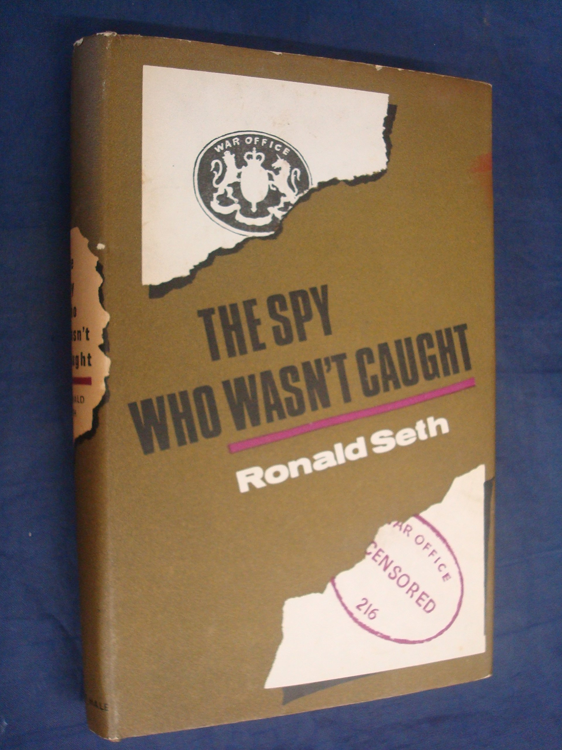 The spy who wasn't caught: the story of Julius Silber