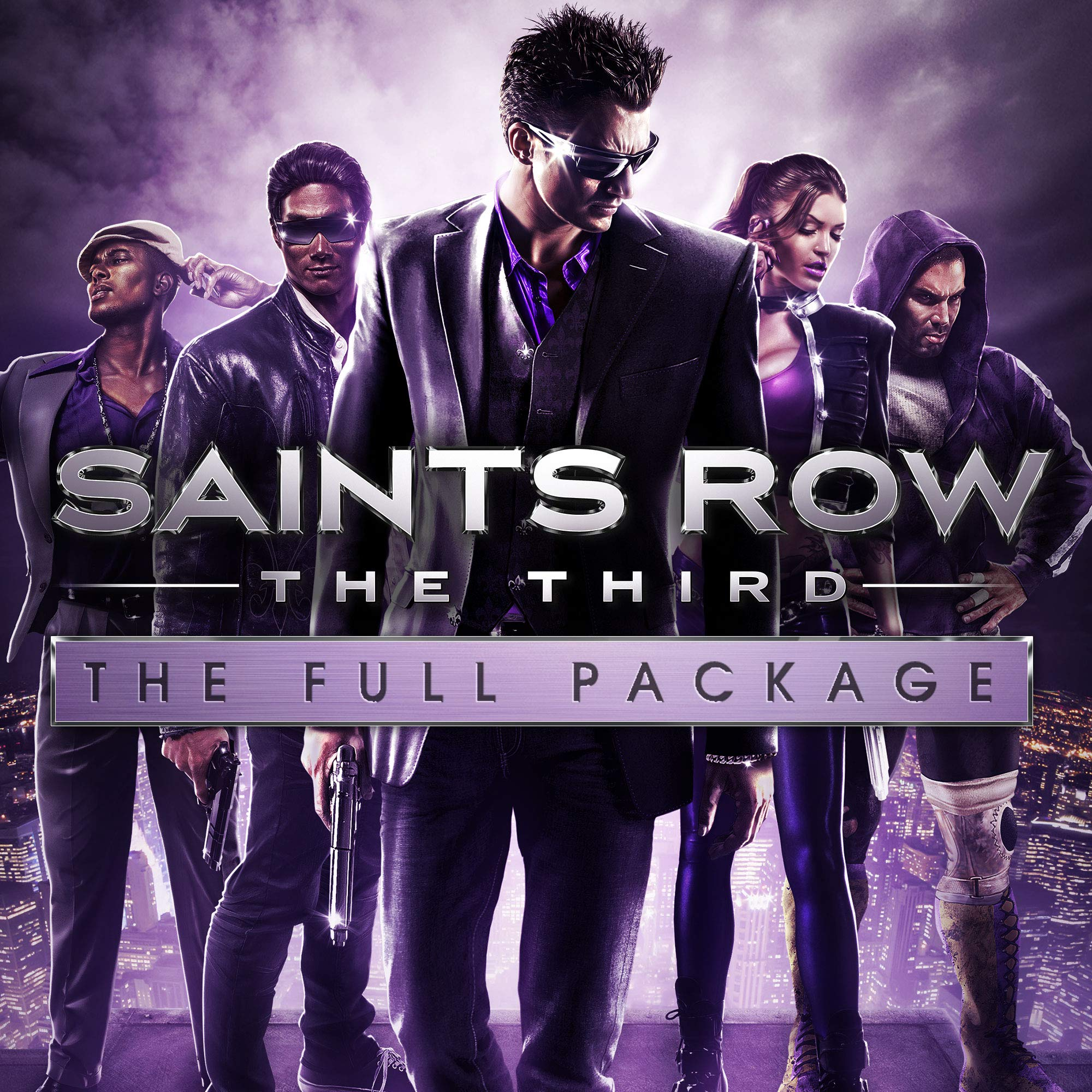 Amazon Com Saints Row The Third The Full Package Online Game