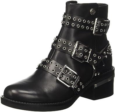 Fashion2, Bottes Classiques Femme, Noir (Nero), 36 EUGuess