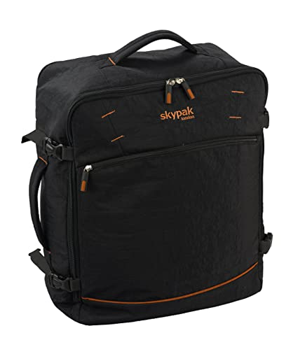 Skyflite Luggage Bagaglio a mano nero Carry on