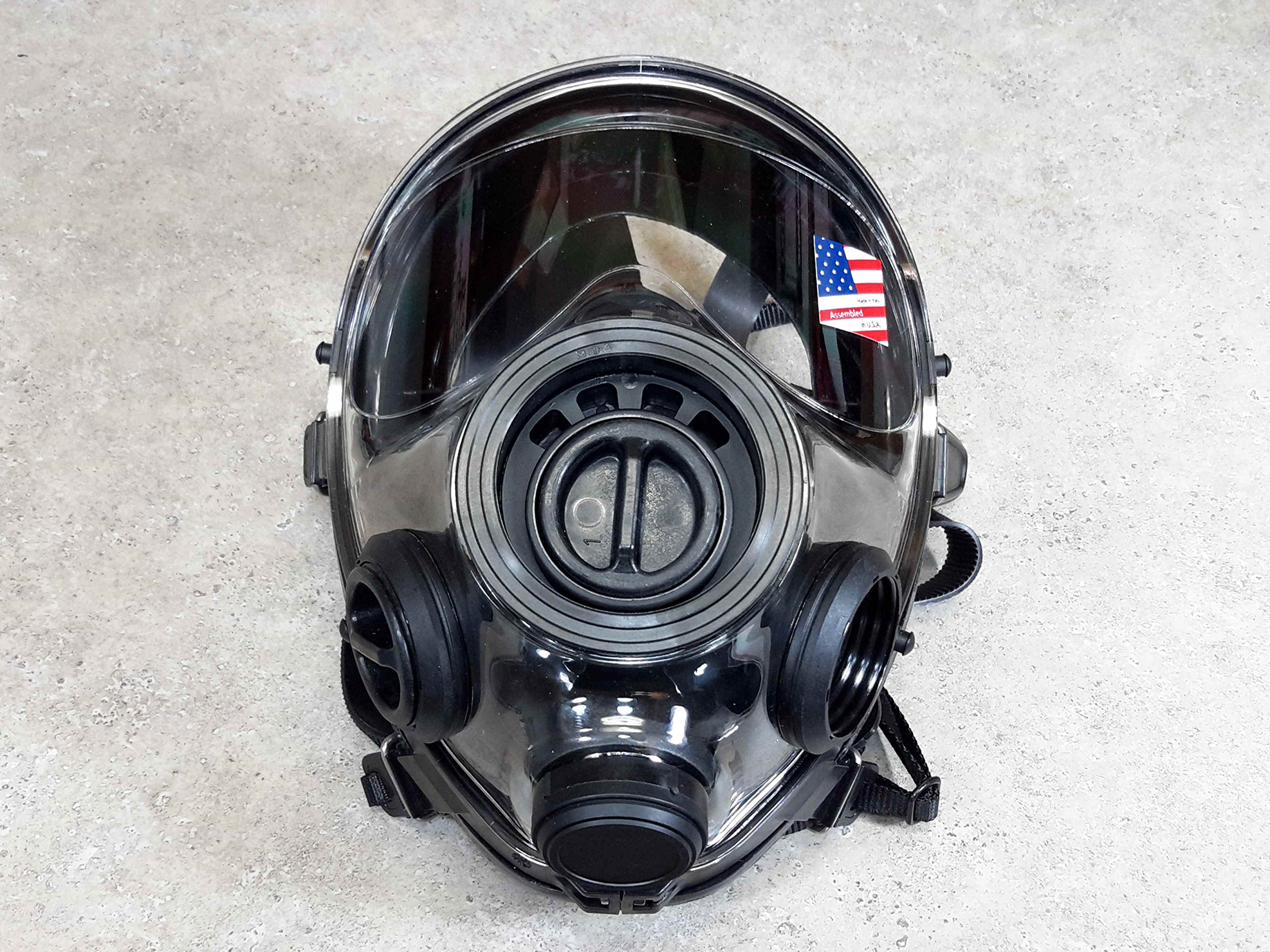SGE 1 Gas Mask/Respirator 400/3, Medium/Large by SGE (Image #2)