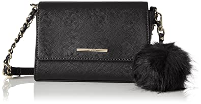 b7650b3a6 Aldo Womens Astoewiel Cross-Body Bag Black (Black): Handbags: Amazon.com
